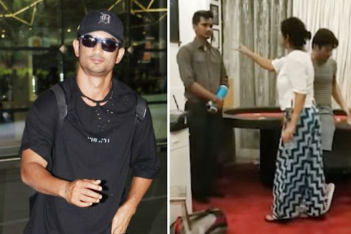 Viral Video in Sushant Singh Rajput Case: Sister Priyanka Singh Scolds Staff For Money Transfer