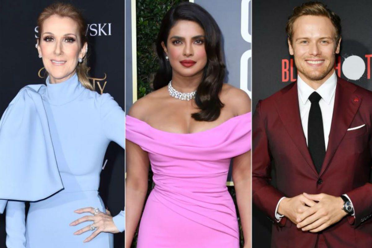 Priyanka Chopra Jonas Announces New Hollywood Film With Celine Dion And Sam Heughan
