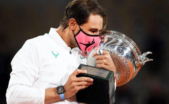 French Open 2020 Results Novak Djokovic Showers Praise On Rafael Nadal After Roland Garros