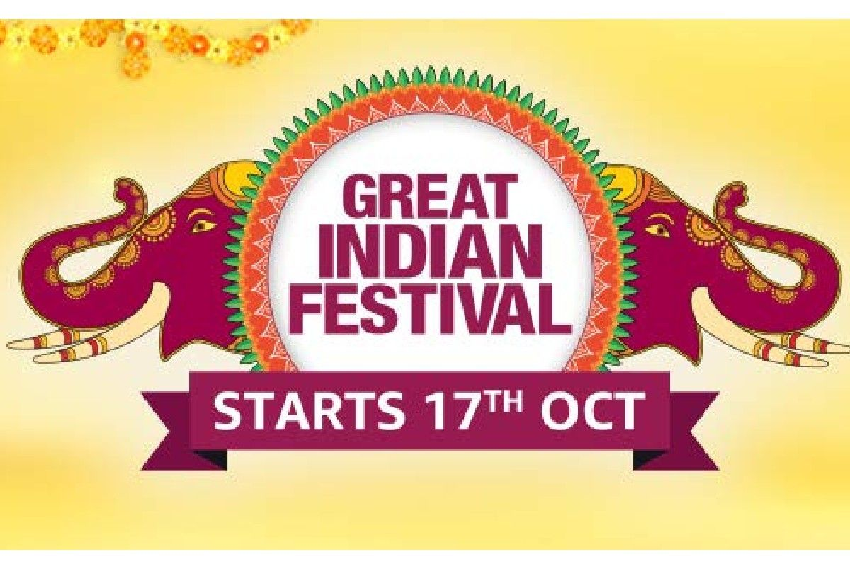 Amazon Great Indian Festival Sale Starts for Prime Members – Best Deals on Fashion, Health, Electronics, and Other