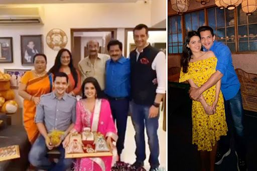Aditya Narayan Shares Picture From Roka Ceremony With GF Shweta Aggarwal, Couple All Set To Tie Knot