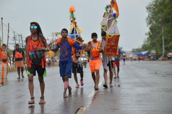 delhi cancels kanwar yatra, after up and uttarakhand in view of covid-19 situation | india.com
