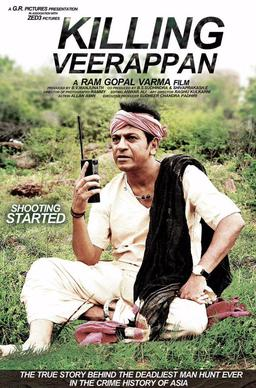 Killing Veerappan Kannada Movie Screening details for Melbourne
