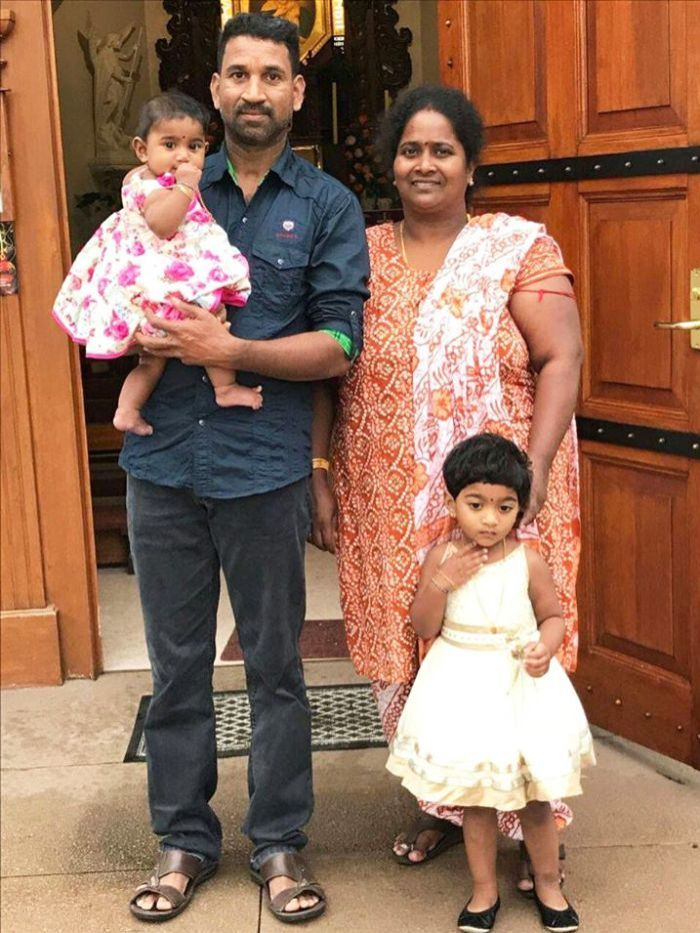 Last minute reprieve for Sri Lankan asylum seeker family