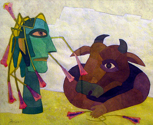 Beast in Love by Jai Zharotia