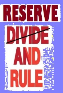reserve and rule