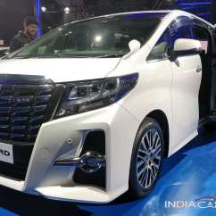 All New Alphard 2018 Indonesia Kijang Innova Silver Toyota Hybrid Mpv India Launch Price Specs Features Auto Expo