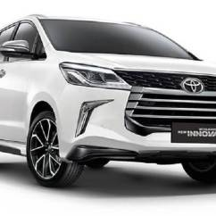Group All New Kijang Innova Grand Avanza Grey Metallic 2019 Toyota Crysta Launch Price Specs Interior Mileage Facelift Rendering 1