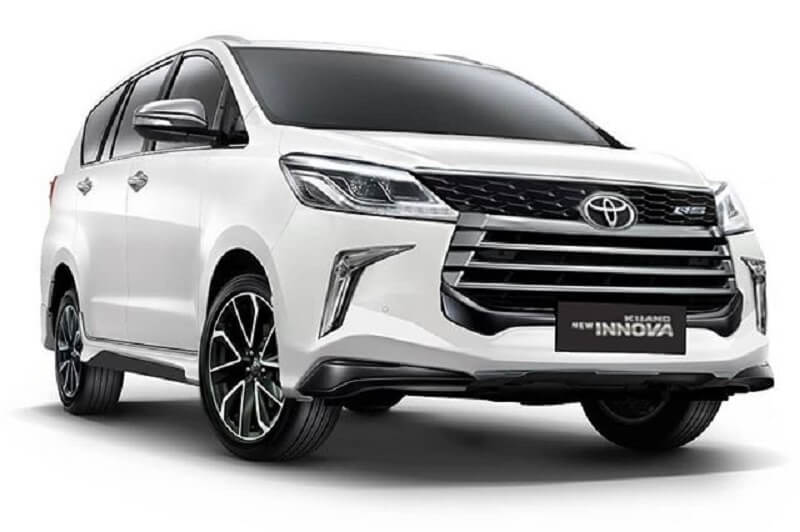 all new toyota kijang innova 2019 vellfire price crysta launch specs interior mileage facelift rendering 1
