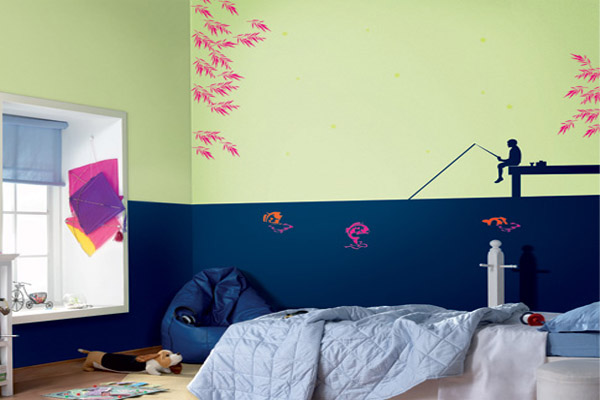 wall painting for living room india interior design pictures of small rooms asian paints limited, mumbai in paints. get address and ...