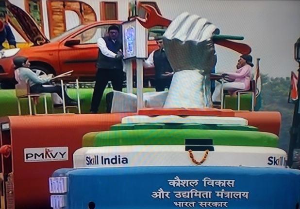 Skill India Tableau