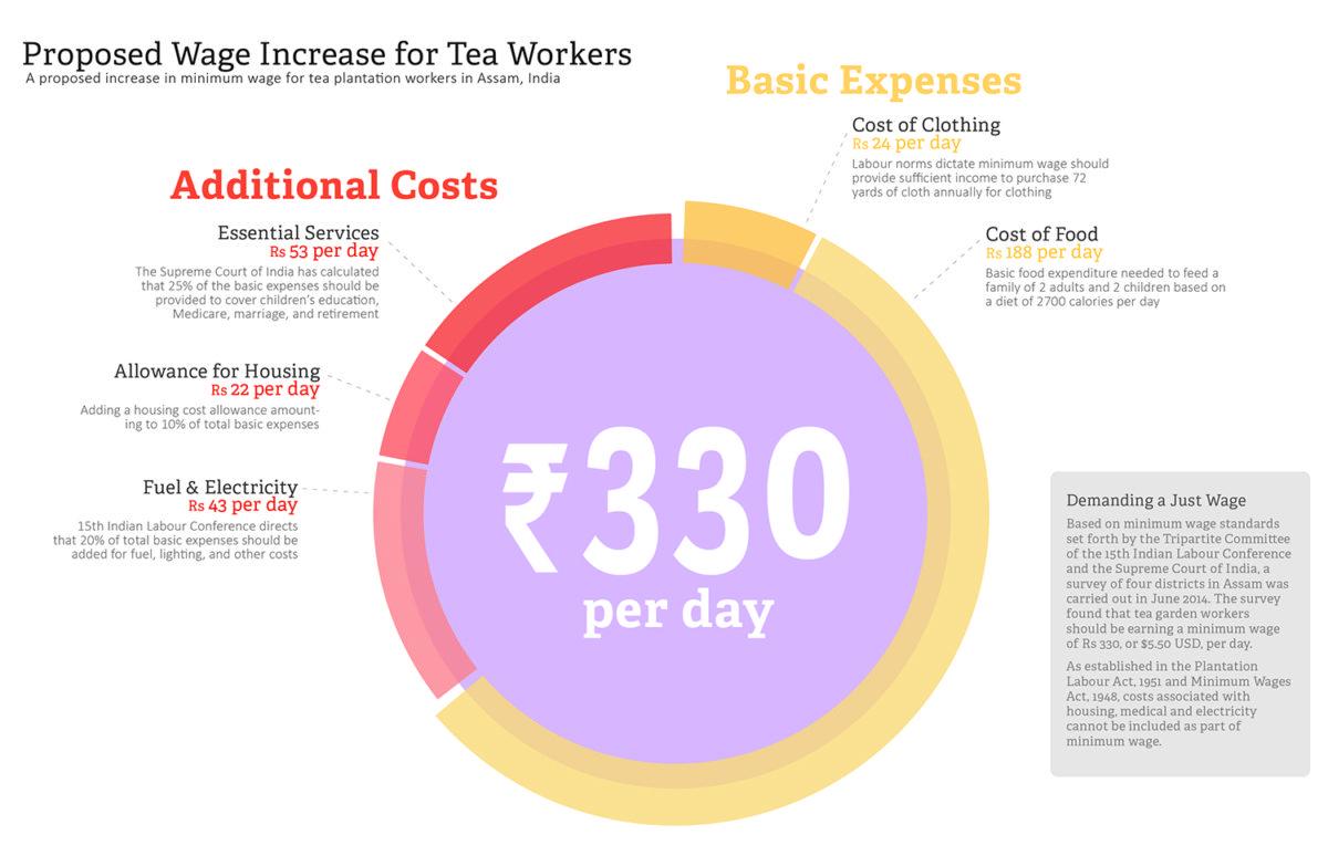 Tea Gardens | India China Institute