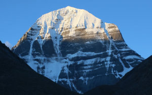 Mount Kailash in Western Tibet