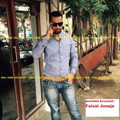 Mafia D company Faisal Juneja arrested20160527