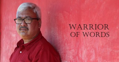 Vivek Agrawal: Warrior Of Words