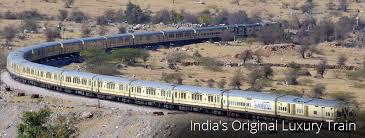 India's original luxury train