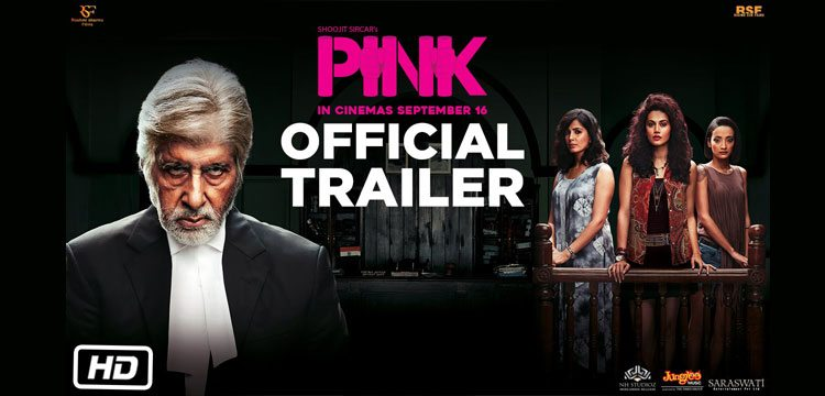 PINK Official Trailer
