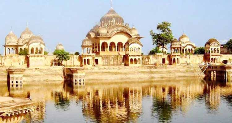 Delhi Mathura Vrindavan Same Day Tour - Mathura Vrindavan One Day ...