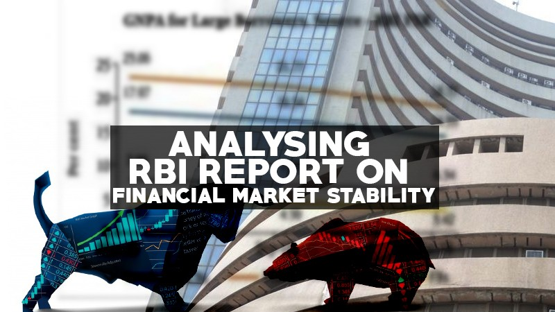 How Stable is the Financial Market?? – RBI Report