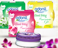 Free Sample | Dabur Odonil Air Freshner Gel