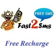 Fast2sms Free Mobile Recharge, DTH Recharge, Send SMS, Play Quiz, Earn Money