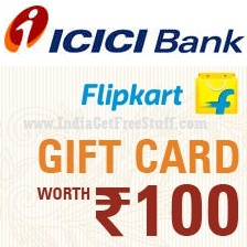 ICICI Bank iMobile Flipkart Offer