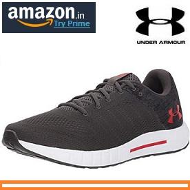 scegli il più recente vendita calda reale ma non volgare Under Armour Mens Shoes Offer Amazon Micro G Pursuit Fiber Opt ...