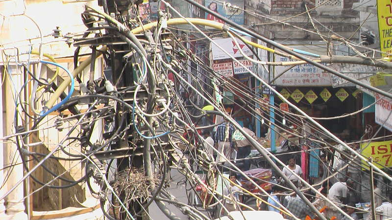 Wild Wires in Delhi  India Travel Forum  IndiaMikecom