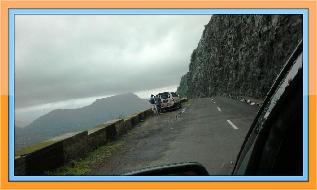 Vadodara to Nagpur road trip via Saputara Saptashringi