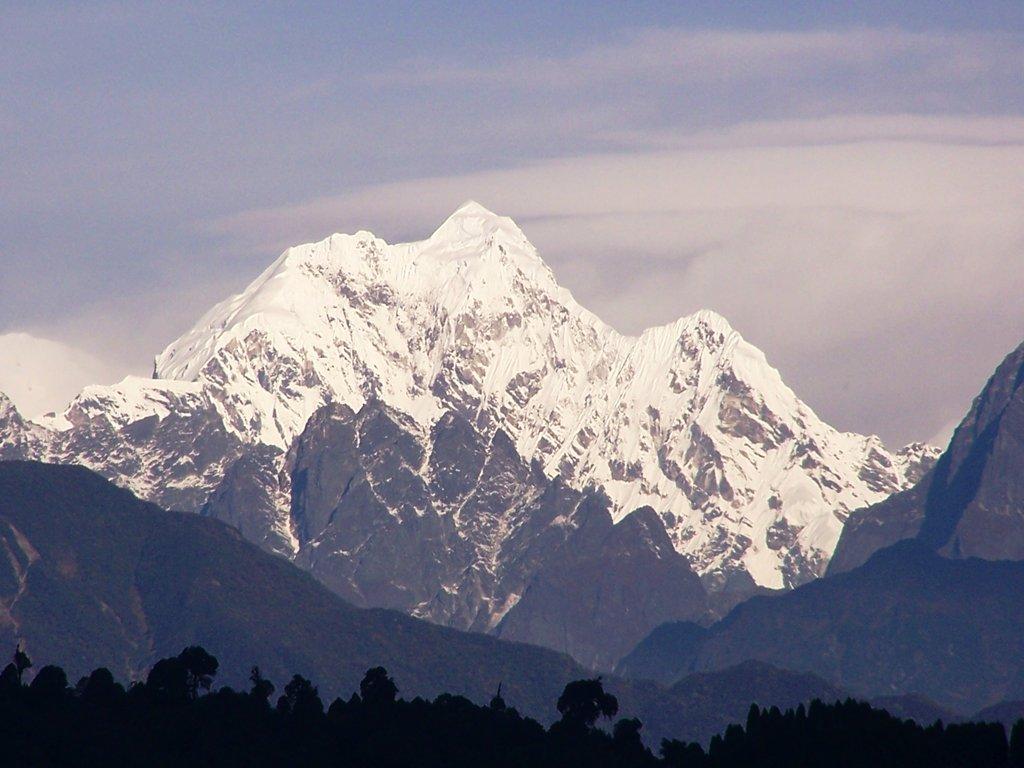 Kanchenjunga 1  India Travel Forum  IndiaMikecom