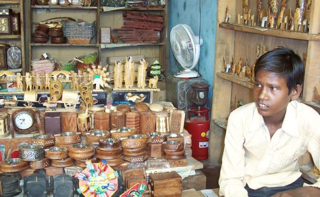 Wooden Toy Shop Chitrakoot India Travel Forum