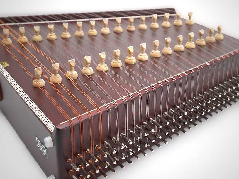 Tarang Indian Instruments Santur Santoor