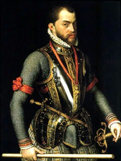 King Philip II 1581 - 1598
