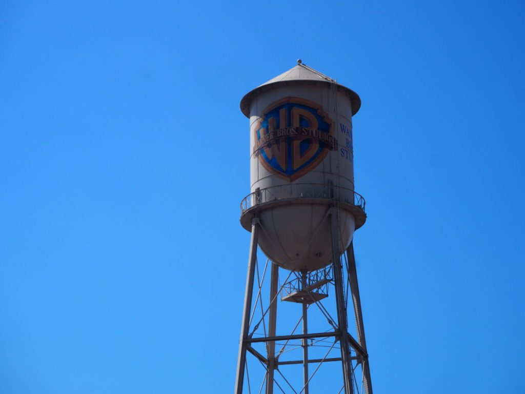 Los Angeles Warner Bros Tower