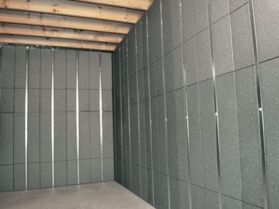 foam basement wall insulation