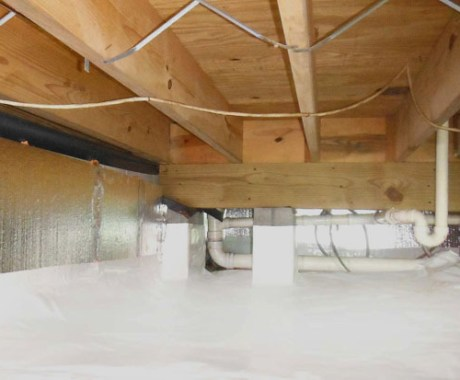 Waterproofing Your Crawl Space – Encapsulation vs Insulation