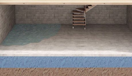 Waterproofing During the Construction of a New Home
