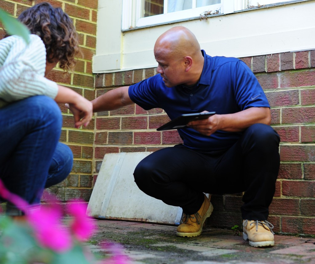 summertime home inspection and repairs
