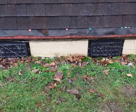 Thinking of Venting the Crawl Space? Read This First!
