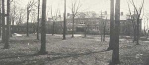 Historical Photo of the Indiana Veterans Home