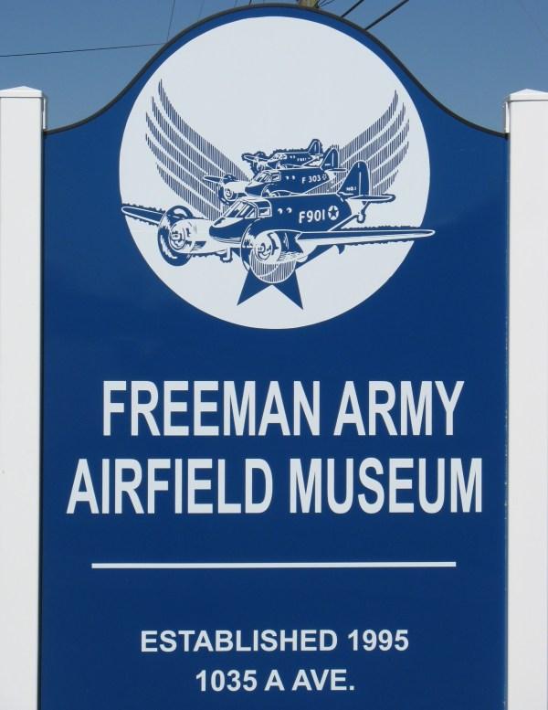 freeman army airfield museum freeman field flying - HD1509×1956