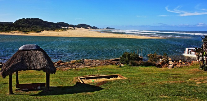 The views from Wave Crest Hotel are idyllic......