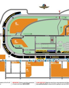 Enlarge map also products rh indianapolismotorspeedway