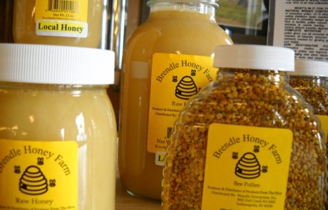 Indianapolis Bee Pollen and Raw Honey for Allergies