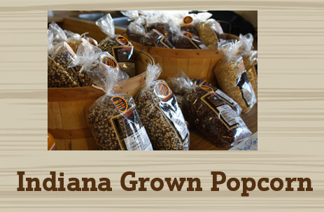 indiana grown popcorn