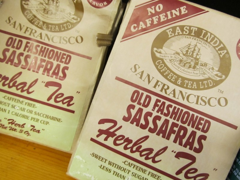 Indiana Sassafras Tea
