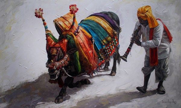 Impact Of Indian Culture Art Indianartideas