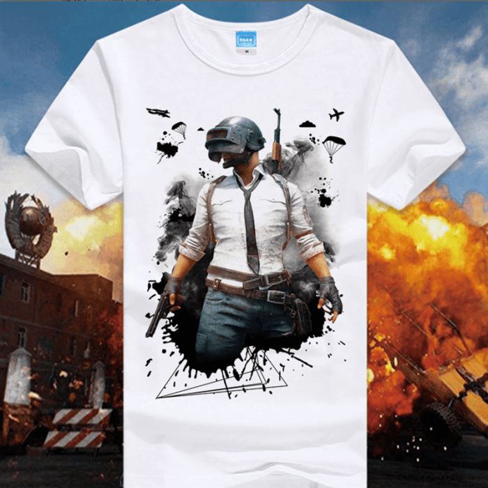 PubG T-Shirts India Online