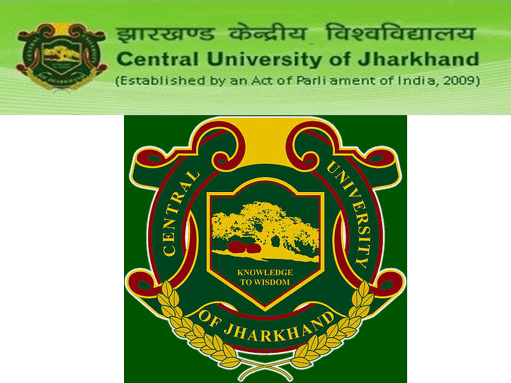 Central University of Jharkhand Recruitment 2019 Govt JE CivilElectrical Jobs