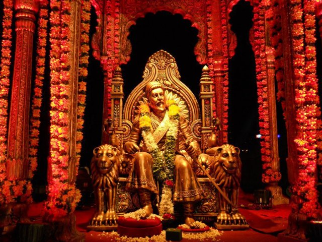 Happy Chatrapathi Shivaji Maharaj Jayanti Images Photos
